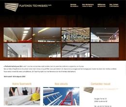 Plafonds Techniques