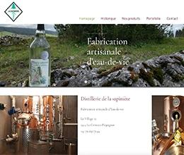 Site web Neuchâtel